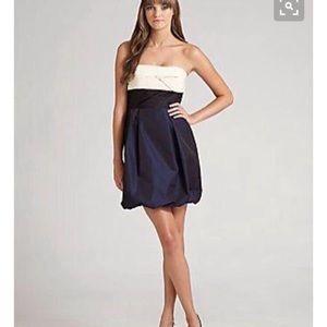 BCBG formal prom wedding bubble dress. Size 2P